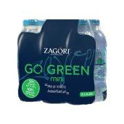 ΖΑΓΟΡΙ Go Green Νερό Φυσικό Μεταλλικό 6x330ml