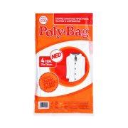 POLY BAG Σακούλες για Παλτό 4τεμ