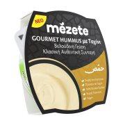 Σαλάτα Gourmet Hummus με Ταχίνι MEZETE Vegan Χωρίς Γλουτένη 215gr