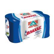 ΒΛΑΧΑΣ Γάλα Εβαπορέ 7,5% Λιπαρά 6x410gr