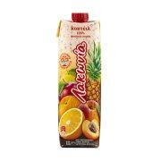 ΛΑΚΩΝΙΑ Χυμός Φυσικός Κοκτέιλ 6 Φρούτων 1lt