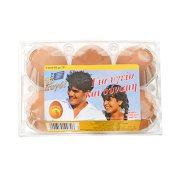 Αυγά ΤΣΑΟΥΣΗ Extra Large 6τεμ 73gr+