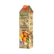 ΚΑΜΠΟΣ ΧΙΟΥ Φυσικός Χυμός 12 Πορτοκάλια 1lt