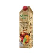 ΚΑΜΠΟΣ ΧΙΟΥ Φυσικός Χυμός Πορτοκάλι Μήλο Ροδάκινο 1lt