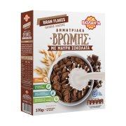 ΒΙΟΛΑΝΤΑ Δημητριακά Βρώμης με Μαύρη Σοκολάτα 370gr