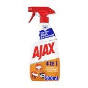 AJAX Καθαριστικό Σπρέι Γενικής Χρήσης 4σε1 500ml