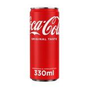 COCA COLA Αναψυκτικό 330ml