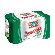 ΒΛΑΧΑΣ Γάλα Εβαπορέ Ελαφρύ 4% Λιπαρά 6x410gr