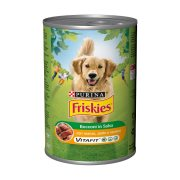 FRISKIES Vitafit Υγρή Τροφή Σκύλου Κοτόπουλο & Λαχανικά 400gr