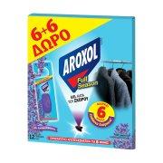 AROXOL Full Season Σκοροκτόνο Τζελ  6τεμ + 6 Δώρο
