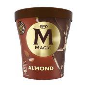 MAGIC Παγωτό Αμύγδαλο Χωρίς γλουτένη 297gr (440ml)