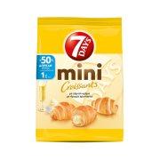 7DAYS Mini Κρουασάν Κρέμα Σαμπάνιας 72gr +50% Δώρο