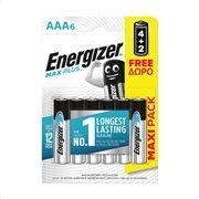 ENERGIZER Μπαταρίες Max Plus E92 AAA 4τεμ +2τεμ Δώρο