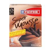 ΓΙΩΤΗΣ Μίγμα για Super Mousse Σοκολάτα 2x117gr