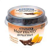 ΜΕΒΓΑΛ Harmony Gourmet Επιδόρπιο Γιαουρτιού Πορτοκάλι & Νιφάδες Σοκολάτας 165gr