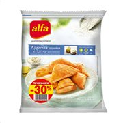 Τυροπιτάκια ALFA Αρχοντικά με Τυρί Ανεβατό 750gr