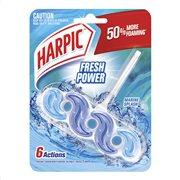 HARPIC Fresh Power Στερεό Block Τουαλέτας Marine Splash 35gr