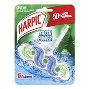 HARPIC Fresh Power Στερεό Block Τουαλέτας Pine Forest 35gr
