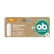 O.B. Ταμπόν Organic Super 16τεμ