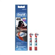 ORAL-B Ανταλλακτικές Κεφαλές Ηλεκτρικής Οδοντόβουρτσας Star Wars 2τεμ