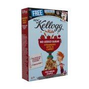 KELLOGG'S W.k Kellogg by Kids Δημητριακά Πολύσπορα με Γεύση Μήλου Καρότου & Φράουλας 300gr