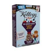 KELLOGG'S W.k Kellogg by Kids Δημητριακά Πολύσπορα με Γεύση Μήλου Παντζαριού & Μύρτιλου 300gr