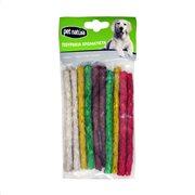 PET NATURA Πουράκια Χρωματιστά για Σκύλους 10τεμ