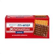 ΠΑΠΑΔΟΠΟΥΛΟΥ Πτι Μπερ Μπισκότα Σοκολάτα 200gr