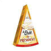 Brie PRESIDENT 31% Λιπαρά 200gr