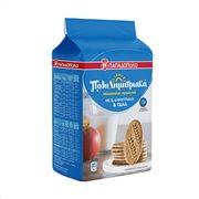ΠΑΠΑΔΟΠΟΥΛΟΥ Πολυδημητριακά Μπισκότα με Γάλα 160gr
