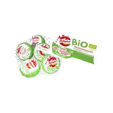 Ημίσκληρο Τυρί BABYBEL Mini σε μερίδες Βιολογικό 100gr