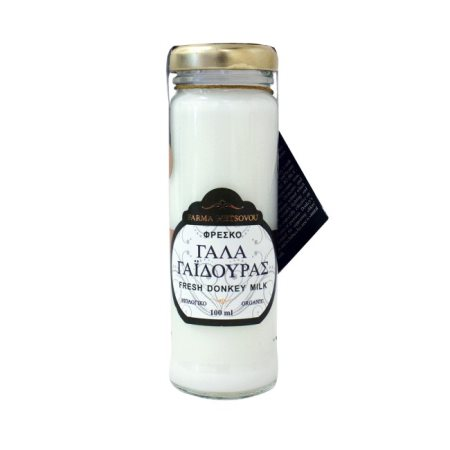 ΦΑΡΜΑ ΜΕΤΣΟΒΟΥ Φρέσκο Γάλα Γαϊδούρας 100ml