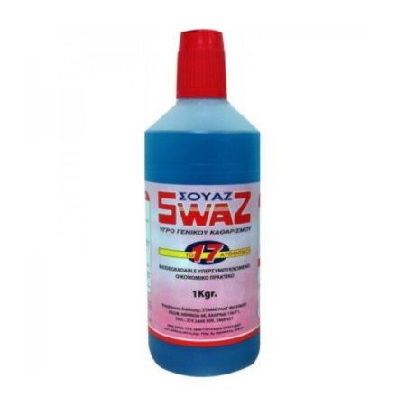 SWAZ Καθαριστικό Υγρό Γενικής Χρήσης 1Kg
