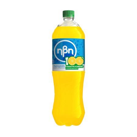 ΗΒΗ Αναψυκτικό Πορτοκαλάδα χωρίς Ανθρακικό 1,5lt