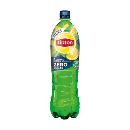 LIPTON Ice Tea Πράσινο τσάι Λεμόνι Χωρίς ζάχαρη 1,5lt