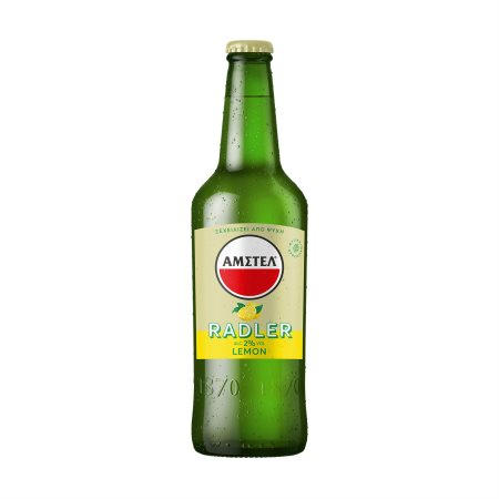 ΑΜΣΤΕΛ Radler Μπίρα με Λεμόνι 500ml