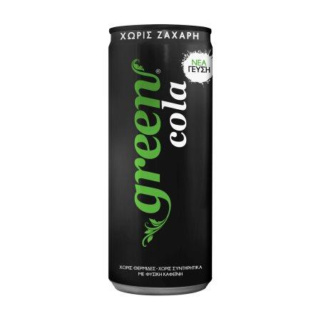 GREEN COLA Αναψυκτικό 330ml