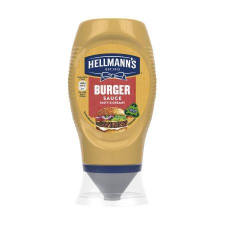 HELLMANN'S Σάλτσα για Burger 250gr