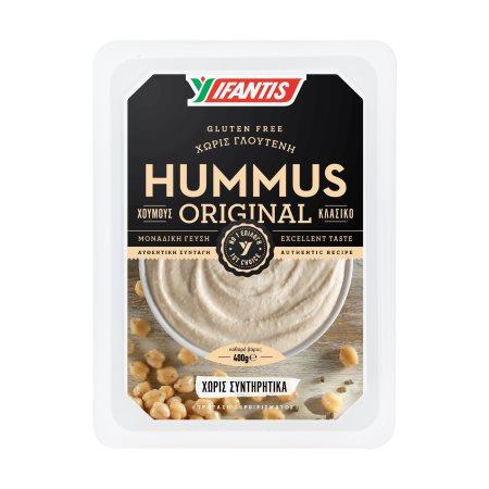 Σαλάτα Hummus ΥΦΑΝΤΗΣ Χωρίς γλουτένη 400gr
