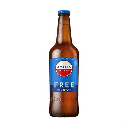 ΑΜΣΤΕΛ Free Μπίρα Χωρίς Αλκοόλ 500ml