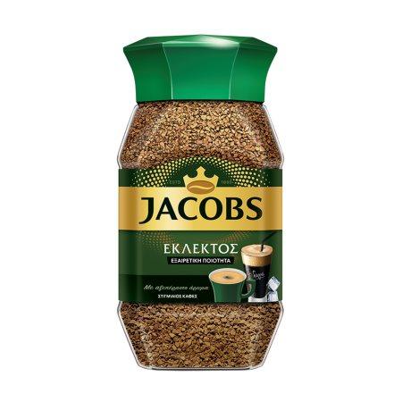 JACOBS Εκλεκτός Καφές Στιγμιαίος 100gr