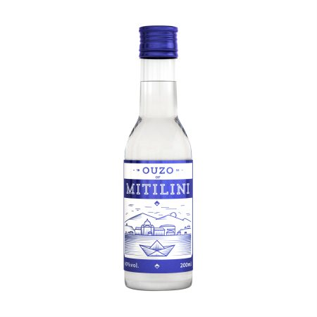 MITILIΝI Ούζο 200ml
