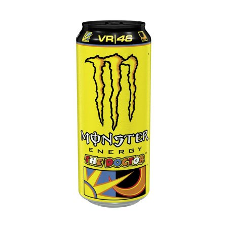 MONSTER Doctor Ενεργειακό Ποτό 500ml