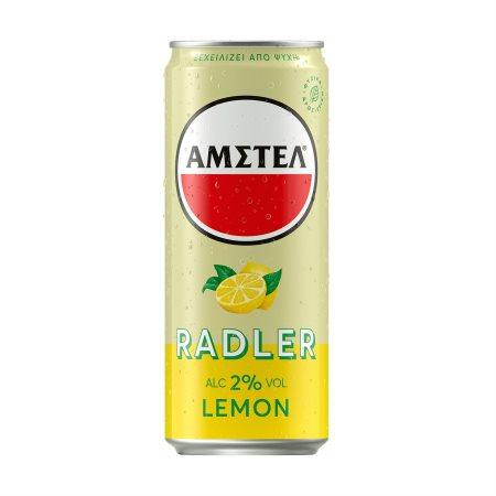 ΑΜΣΤΕΛ Radler Μπίρα με Λεμόνι 330ml
