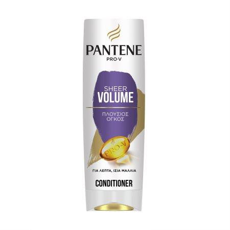 PANTENE Κρέμα Μαλλιών Πλούσιος Όγκος 270ml