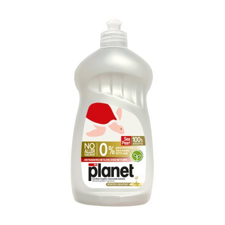PLANET Απορρυπαντικό Πιάτων Υγρό Sea Pearl 425ml