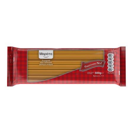 ΜΑΡΑΤΑ Μακαρόνια για Παστίτσιο Νο2 500gr