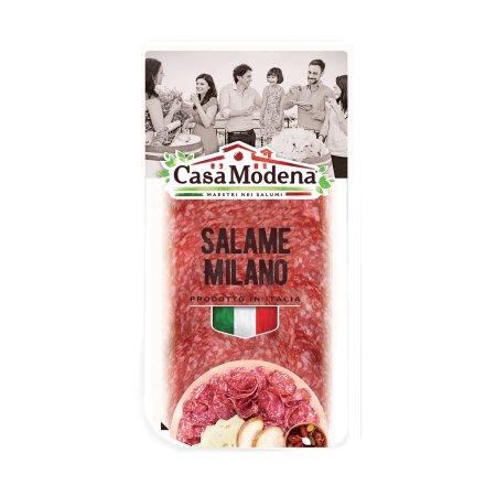 CASA MODENA Σαλάμι Milano Χωρίς γλουτένη 80gr
