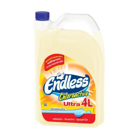 ENDLESS Ultra Χλωροκαθαριστικό 4lt