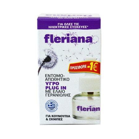 FLERIANA Εντομοαπωθητικό Υγρό Φυσικό 30ml